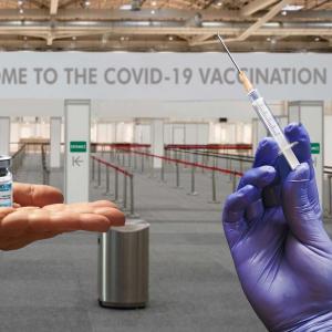 帰省前ぎりぎりのワクチン接種と副反応