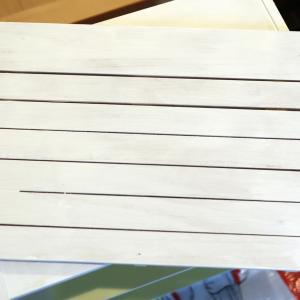 ペイントDIYの定番、ターナーのミルクペイントの種類と塗装方法