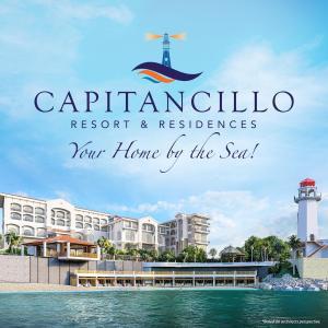 セブ州ボゴ市のリゾートコンド: CAPITANCILLO