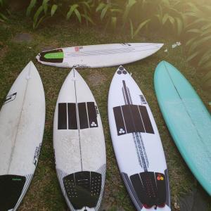 バリ島で買うサーフボードってどうなのよ?サーフボード紹介