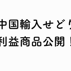 利益商品公開!【クリスマス編】