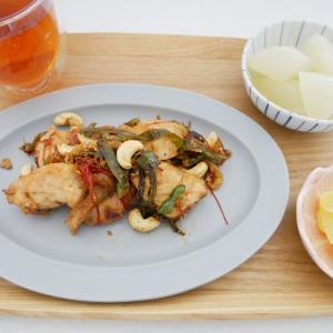 コストコの購入品おすそわけ!鶏肉とカシューナッツの炒め物