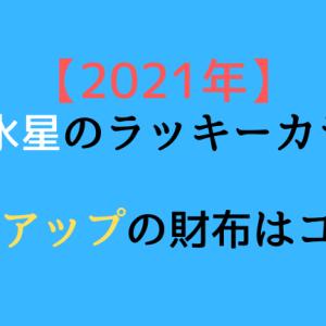 【2021年】一白水星のラッキーカラー!! 金運アップの財布はコレ!!