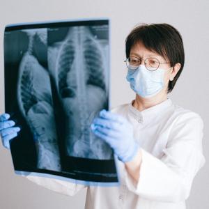 肋骨部の痛み