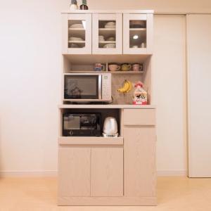 オシャレ家具LOWYAのキッチン収納を実際に使ってみた