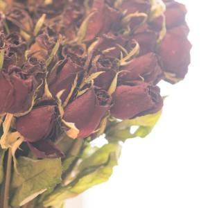 思い出の花束をドライフラワーへ
