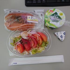 2021/08/30 昼食
