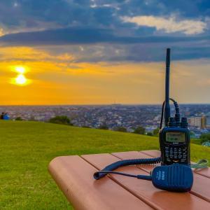 9月25日(土):石川県金沢市 大乗寺丘陵公園から無線運用を行いました!