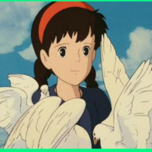 名作アニメ「天空の城ラピュタ」ヒロイン「シータ」徹底解説!飛行石と未使用の呪文とは?