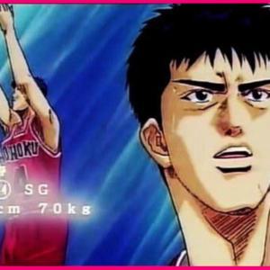 名作アニメ「スラムダンク」諦めない不屈の闘志を持つ男!三井寿を徹底解説!心に響く名言とは?
