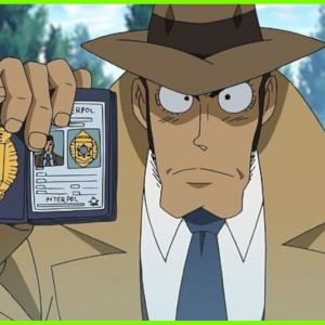 名作アニメ「ルパン三世」正義の男!銭形警部の強さと驚愕の年収とは?