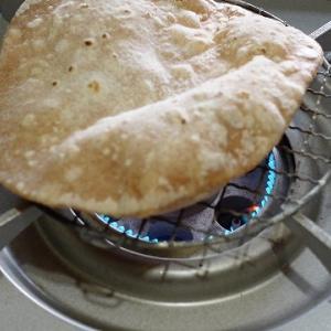 チャパティの作り方