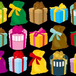 自分自身から感謝されるプレゼントをしよう!クリスマスも近いし!