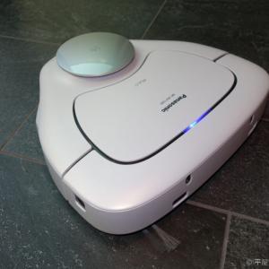 我が家のお掃除当番 Panasonic RULO MC-RSF1000のご紹介