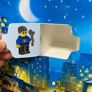 LEGO アドベントカレンダー2020   2日〜3日目