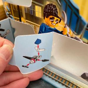 LEGO アドベントカレンダー2020 17日〜24日目