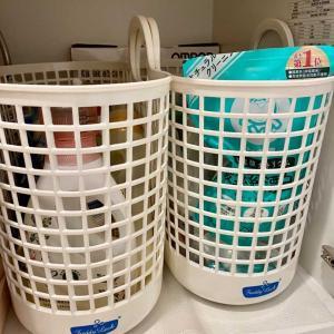 楽天で購入! 洗面所収納。