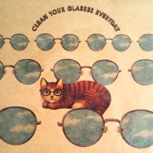 眼鏡市場さんの粗品♥