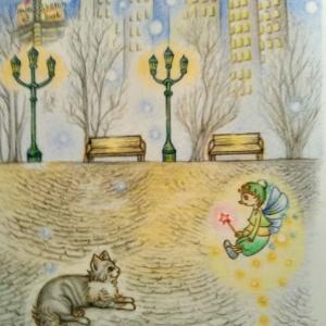 星の下の小さな夜② 猫の絵本