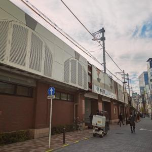 JR神田駅 北口と西口