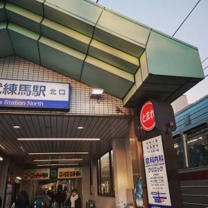 東武東上線 東武練馬駅 北口