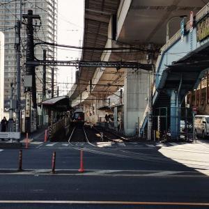都電荒川線(東京さくらトラム)「王子駅前」停留場