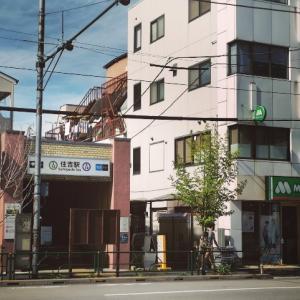 都営新宿線/東京メトロ半蔵門線 住吉駅 A3/A4出入口
