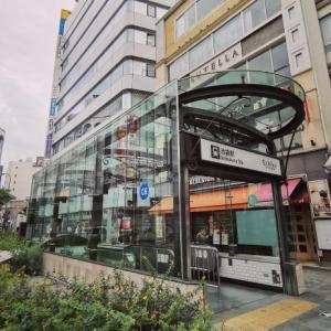 東京メトロ 池袋駅 C6出入口