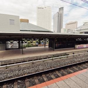 JR両国駅 東口/使われていない幻の3番線ホーム