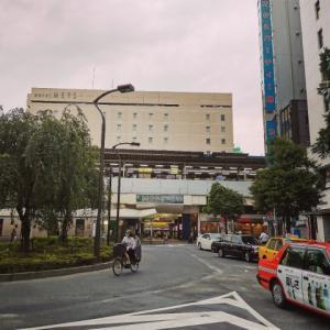 JR中央本線 高円寺駅 南口, ホーム