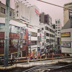 JR神田駅 ホームと中央線快速