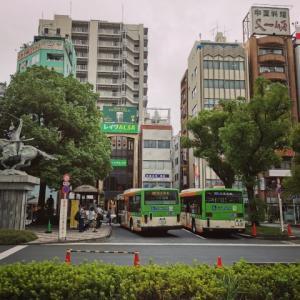 JR/京成/都営 日暮里駅 東口