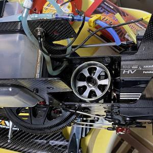 エンジンベアリング取替 OS MAX55HZ-R