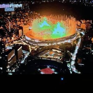 2020東京オリンピック開会の巻