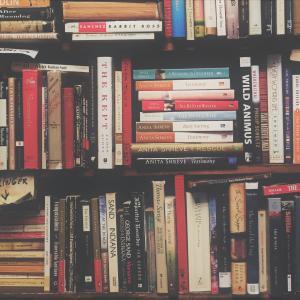シンプルインテリアのための、本棚をすっきりきれいに見せるコツ2選