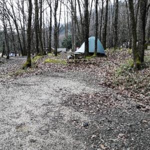 初めてキャンプに行ってきた話