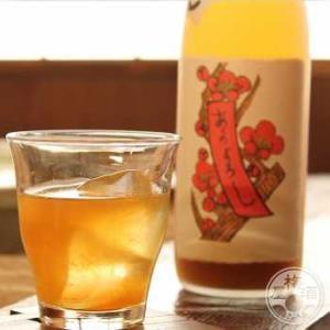 奈良県産 とろとろの梅酒