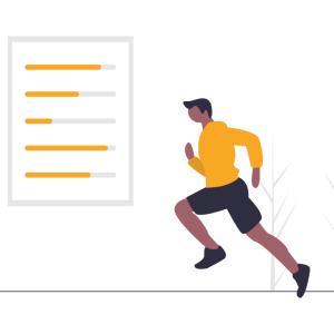 50分の短距離トレーニング(2020年11月26日)