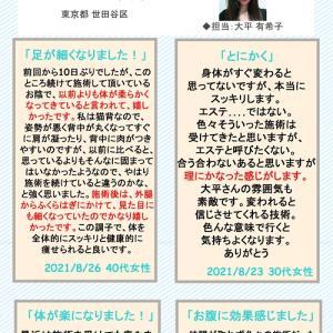 大人気!【Happiness garland(白金)】【Elinda TOKYO(三軒茶屋)】