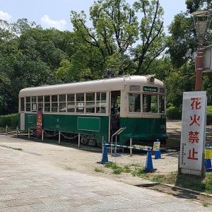59:土日の梅小路公園と京都市電