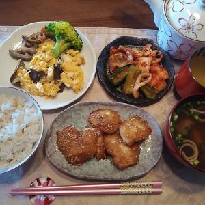 12/3  ¥828 *牡蠣と九条ネギの和風パスタ*