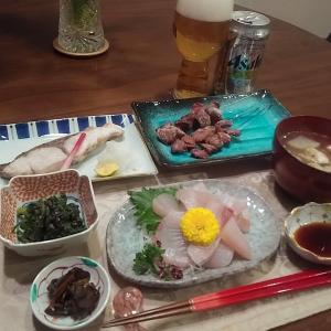 12/6  ¥998 *ブリにカンパチ、鶏レバー*