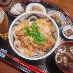 12/9  ¥710 *カツ丼*