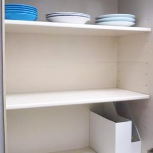 キッチン収納を見直す。-全部出したら収集つかなくなりました。-