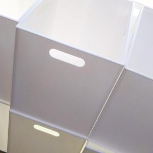 キッチン収納を見直す。-【ニトリ】インボックス大量購入-