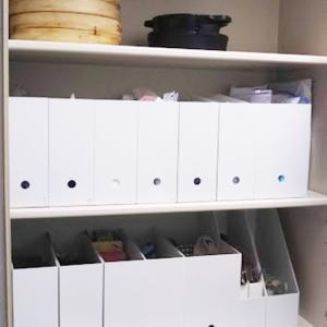キッチン収納を見直す。-食器棚からキッチンパントリーへ大変身【1軍スペース】-