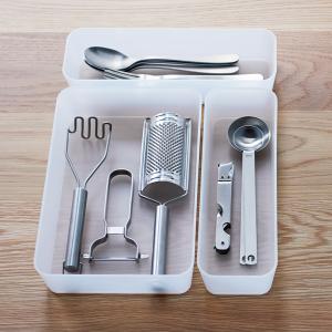 【キッチン収納】面倒なカトラリー仕分けはしない。