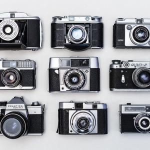 憧れのクラシックカメラ