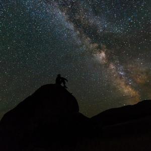 満天の星空を撮影するには?