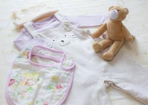 0~3ヵ月の赤ちゃんの服装